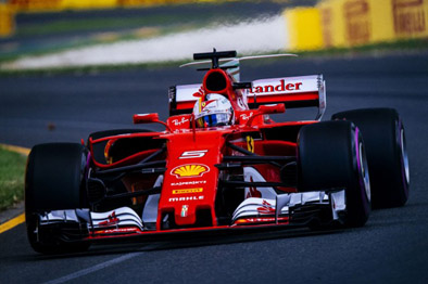 Vettel restored some joy for Ferrari