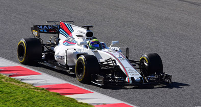 Has Williams made a major step forward?
