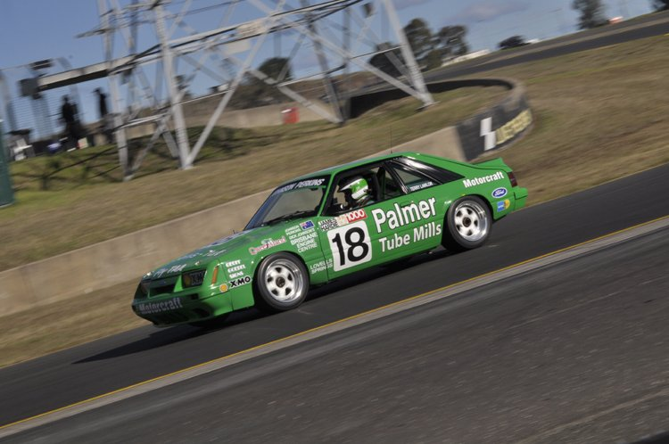 Group A 18 Terry Lawler Ford Mustang 2.JPG