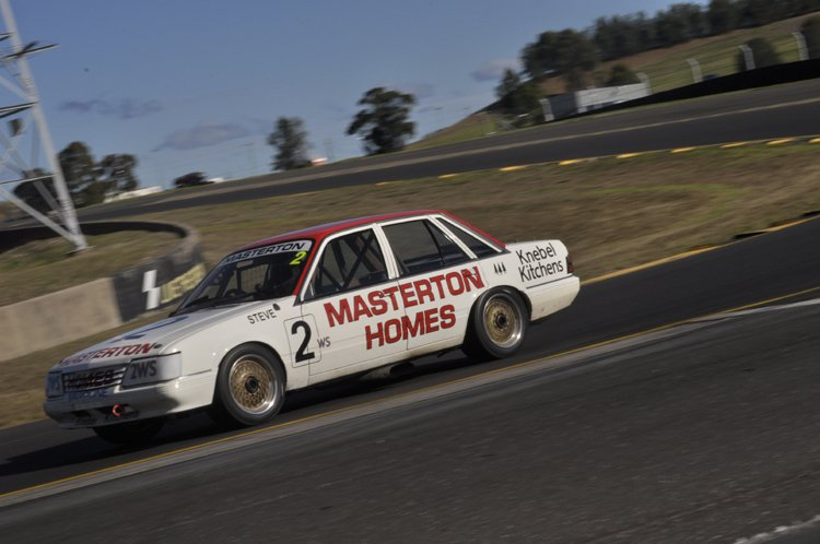 Group A 2 Jamie McDonald Holden Commodore VK.JPG