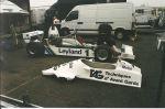 1 Hubertus Bahlsen Williams FW07C