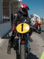 2004 Barry Sheene Memorial Trophy 1 Wayne Gardner Manx Norton 500