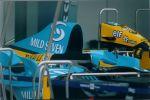 AGP 04 Renault pit