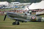 Airshow Supermarine Spitfire