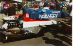 Chevy- Ilmor V8 SURFERS INDY 91