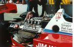 Cosworth V8 SURFERS INDY 91